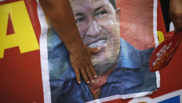 Delicado. Chávez sufriría una hemorragia en el abdomen.