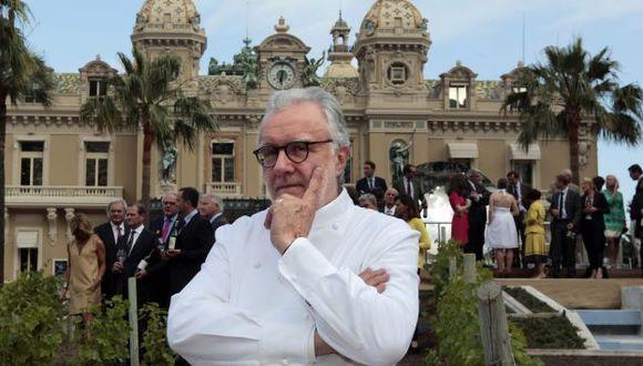 Ducasse tiene restaurantes en Francia, Mónaco, Inglaterra, Estados Unidos, entre otros. (Reuters)