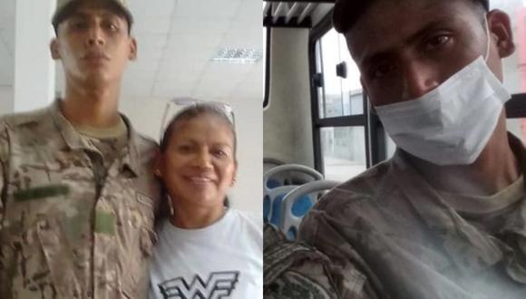 """Hermano de soldado hallado con golpes en el cuerpo: """"No buscamos manchar el nombre del Ejército, buscamos saber que le pasó a mi hermano"""""""