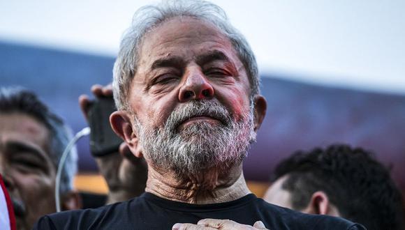 """Un juez del Supremo propone un """"habeas corpus"""" para que Lula da Silva sea liberado. (EFE)"""
