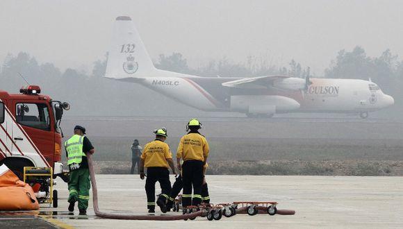 Tres de los afectados son menores de edad, informó la compañía rusa Utair. (Foto: AFP)