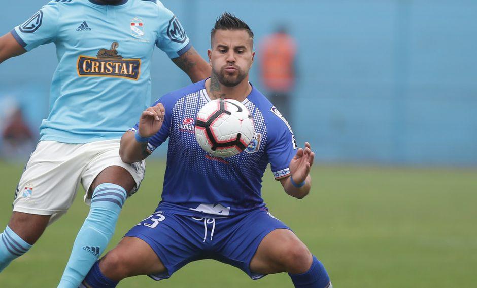 Juan Pablo Vergara ganó el premio al mejor gol del año de la Liga 1. (Foto: GEC)