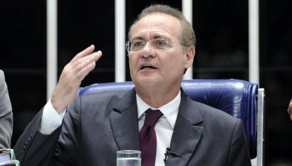 Presidente del Senado, Renan Renán Calheiros (programacidadania.com.br)