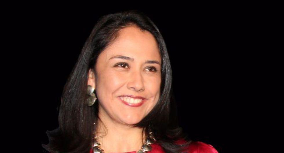 Nadine Heredia informó de su viaje al magistrado Concepción el lunes, un día antes de partir a Suiza. (USI)