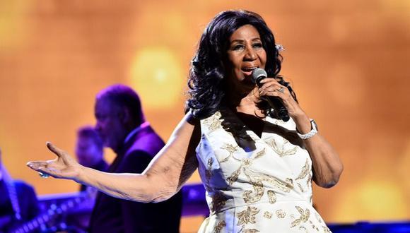 La cantante habría sido internada hace algunos días por complicaciones en su salud. (Foto: AFP)