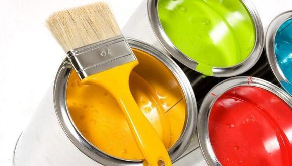 El plomo es agregada en las pinturas para lograr mayor intensidad en el color, secado rápido, protección contra la corrosión, entre otros beneficios, según especialista de Digesa.(Foto: Minsa)