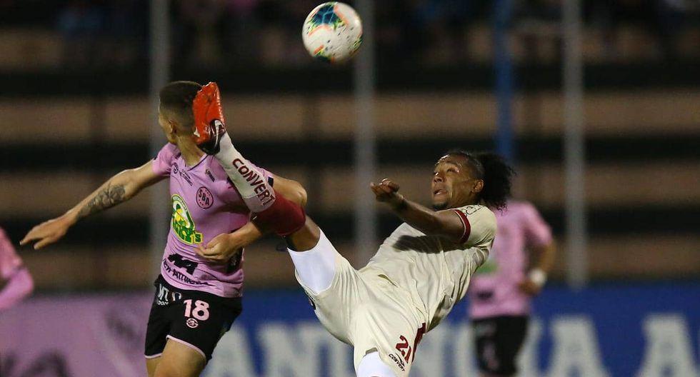 Sport Boys vs. UTC. (Foto: Fernando Sangama/GEC)