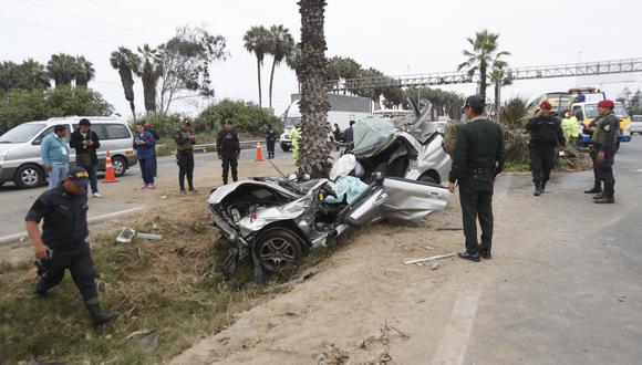 ADVERTENCIA. Unidades en mal estado son causa de accidentes (Joseph Ángeles)