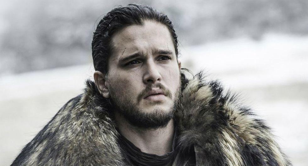Kit Harington interpreta a Jon Snow en Game of Thrones (Foto: HBO)