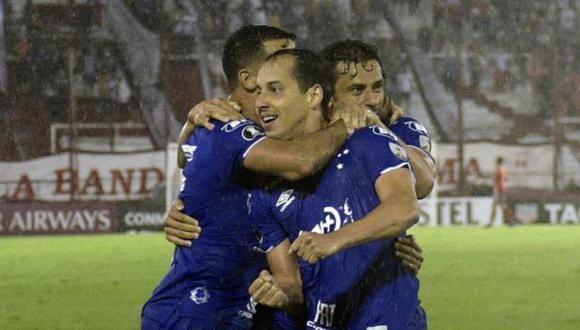 Cruzeiro viene de vencer 1-0 a domicilio al Huracán, mientras que Deportivo Lara empató sin goles en casa con Emelec en su debut por el grupo B de la Copa Libertadores. (Foto: AFP)