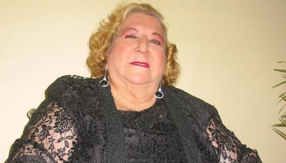 Esmeralda Checa y su eterno legado en el humor peruano [Videos]. (USI)