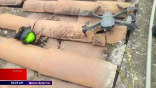 Cusco: encuentran un dron y celulares en el techo del penal de Quencoro