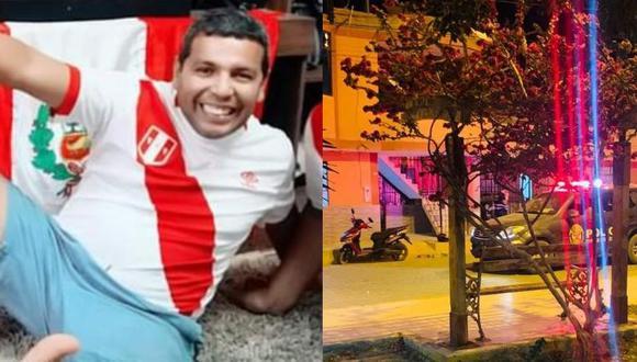 Piura: Walter Alexis Salvador Galindo (41), padre de un niño, fue asesinado de tres balazos en la puerta de su casa.