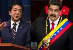 Japón lamenta investidura de Nicolás Maduro por dudas sobre legitimidad electoral