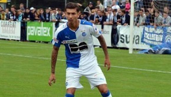 Jean Pierre Rhyner ha jugado en las selecciones juveniles de Suiza. (Foto: Difusión)