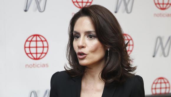 Mávila Huertas arremetió contra Maritza García y dejó reflexión. (USI)