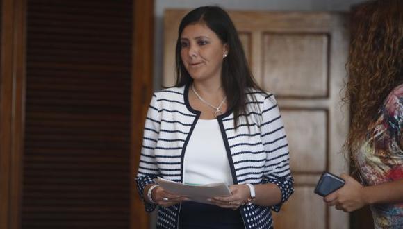 Osorio dijo se reunirá con el ministro de Agricultura para que le explique por qué se canceló obra. (Peru21)