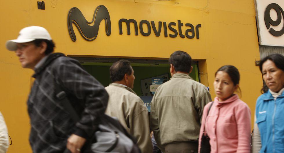 Osiptel informó de alternativas para ahorrar en los planes de Movistar. (Foto: GEC)