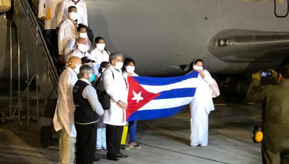 Una misión médica cubana llegó ayer al Perú ¿Era necesario? (Foto: Migraciones)