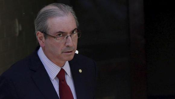 Eduardo Cunha, ex presidente de la Cámara baja de Brasil (Notimérica).