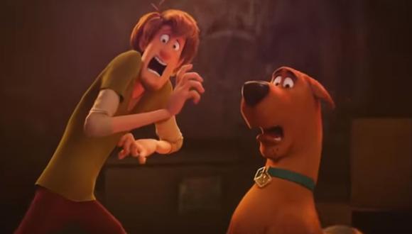"""Warner Bros. acaba de revelar el teaser tráiler su nueva película animada """"¡SCOOBY!"""". (Foto: Captura de video)"""