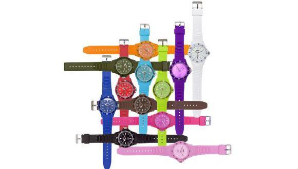 S/.25 es el precio de cada reloj con cupón de descuento. Sin cupón, el precio es S/.35. (USI)