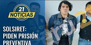 Solsiret Rodríguez: Ministerio Público solicita prisión preventiva para sospechosos del crimen