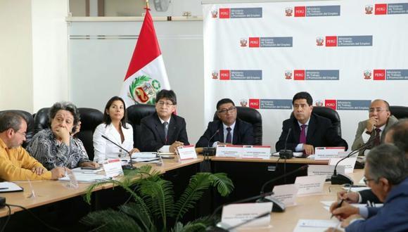 Consejo Nacional de Trabajo (MTPE)