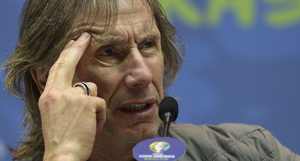 Ricardo Gareca ha sido nominado a mejor entrenador masculino del 2019. (Foto: AFP)