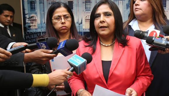Jara dijo que el Partido Nacionalista no evalúa candidatos. (USI)