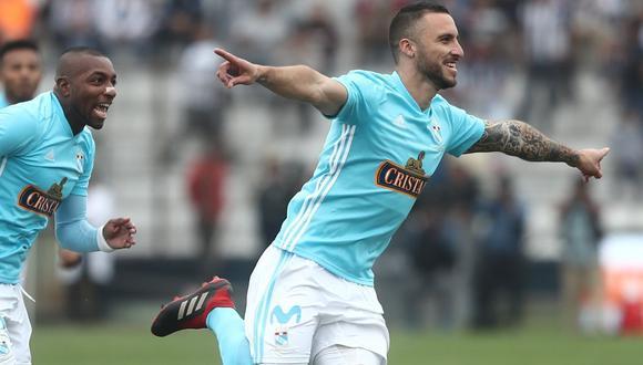 Herrera llegó a Sporting Cristal para la temporada 2018. (Foto: GEC)