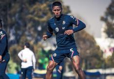 Pedro Aquino no podrá debutar como titular con América tras sufrir una lesión muscular