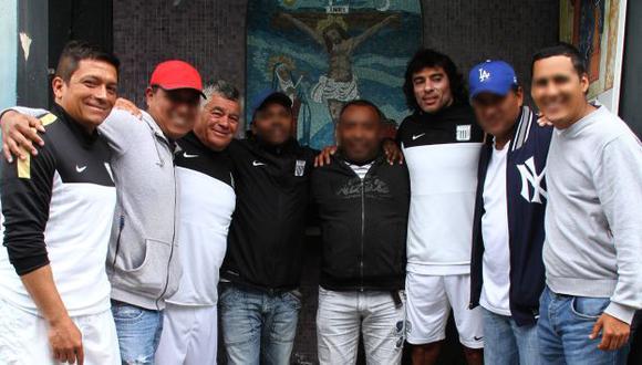 TODOS JUNTOS. Pizarro cuenta con liderazgo en el grupo. (USI)