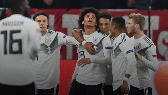 La renovada selección de Alemania recibe a Serbia en un amistoso en Wolfsburg. (Foto: DFB-Team)