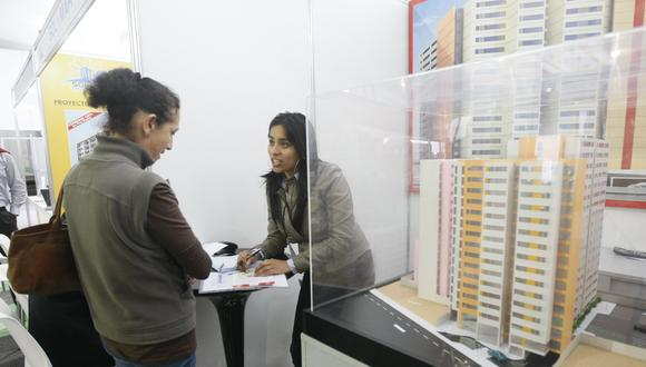 Este año se alcanzaría a ofertar 16,000 viviendas en Lima Metropolitana y Callao, según ASEI. (Foto: GEC)