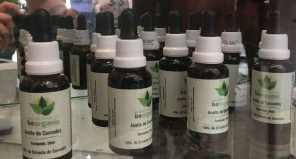 El cannabis es usado con fines medicinales. (GEC)