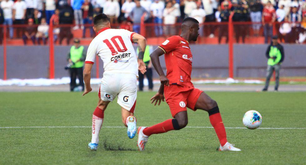 Universitario vs. UTC, mejores imágenes del partido. (Foto: Celso Roldán)