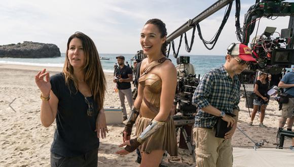 'Wonder Woman' se convierte en la película 'live action' más taquillera dirigida por una mujer (Warner Bros)