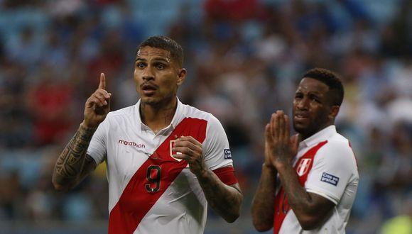 Perú arrancará las Eliminatorias el 26 de marzo cuando visite a Paraguay en Asunción. Luego será anfitrión de Brasil. (Foto: AFP)