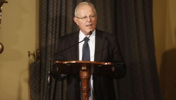 El mandatario Pedro Pablo Kuczynski señaló que está obligado a comparecer ante una comisión investigadora excepto por acusaciones que se señalan en el artículo 117 de la Constitución. (Perú21)