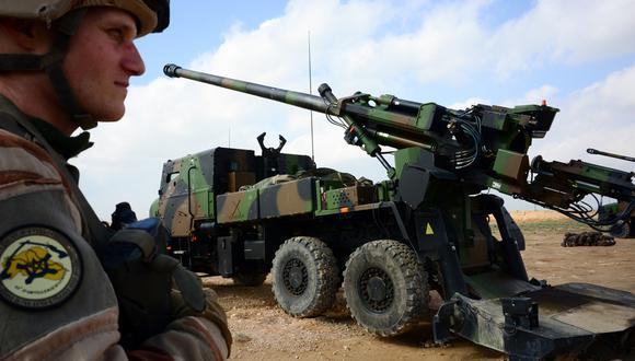 Francia retira a sus tropas de Irak por el coronavirus. (Foto: AFP/Referecial)
