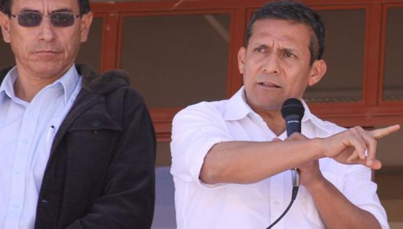 El 61% cree que estamso en crisis por declaraciones de Humala. (USI)