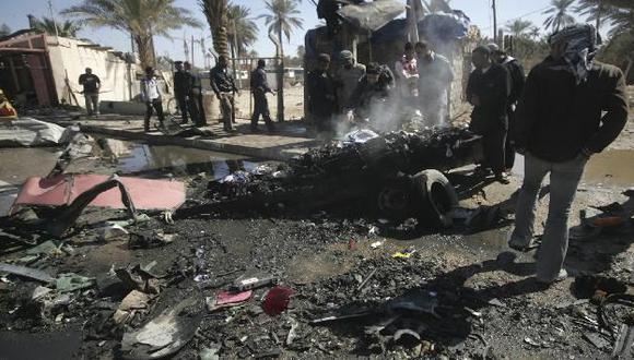 Iraquíes no tienen paz. (Reuters)