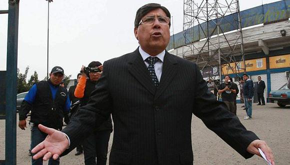 Guillermo Alarcón fue sentenciado a 18 meses de prisión preventiva. (USI)