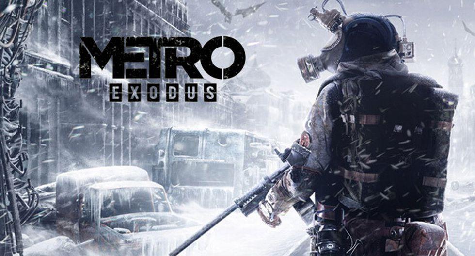 Metro Exodus llegará el próximo 15 de febrero a PS4, Xbox One y PC. Será el más extenso de la franquicia.