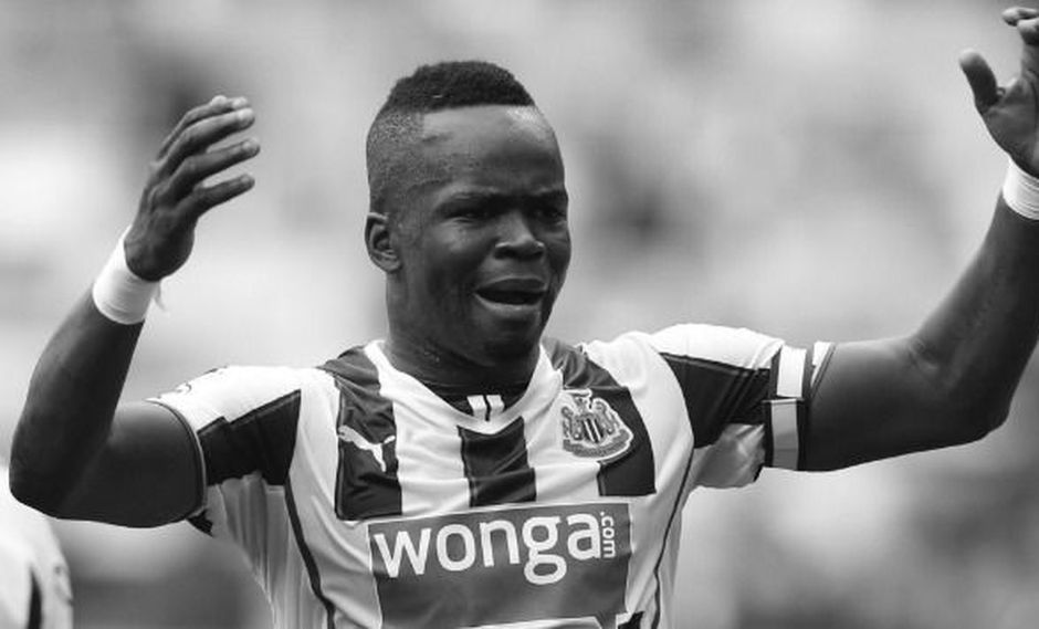 Cheik Tioté jugó 7 años en las 'Urracas'. (AFP)