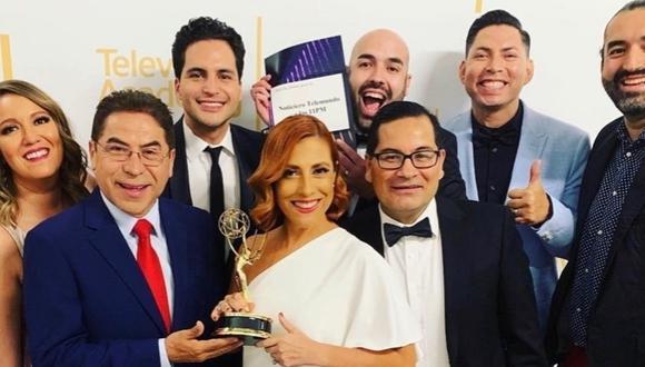 Telemundo despide a dos de sus periodistas más destacados de Los Ángeles. (Foto: @anapatriciacandiani)