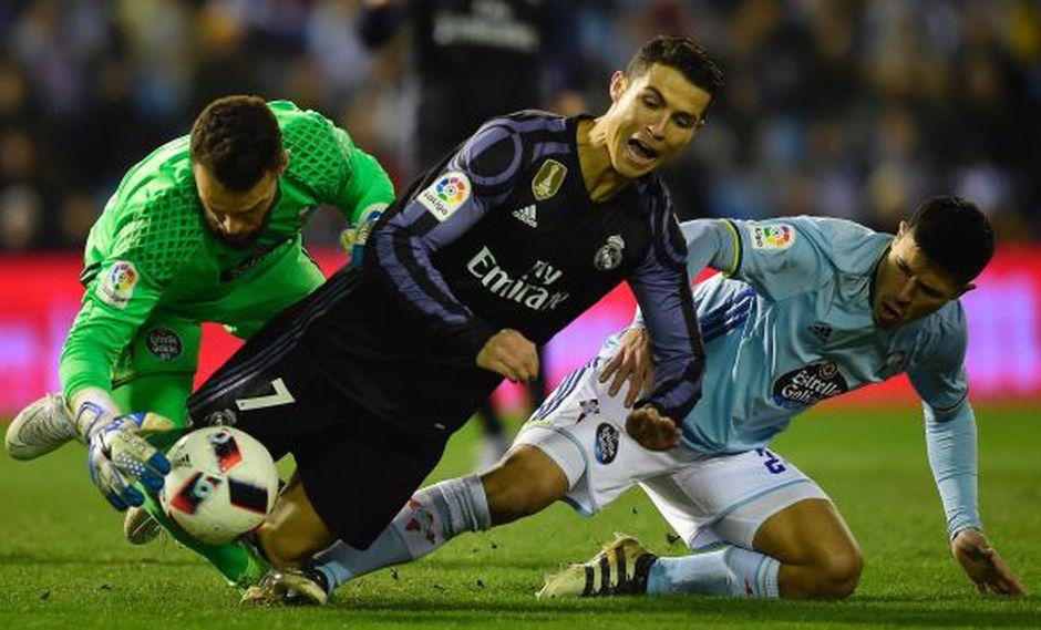 Real Madrid vs. Celta de Vigo: Se suspendió el partido y esta es la razón. (AFP)