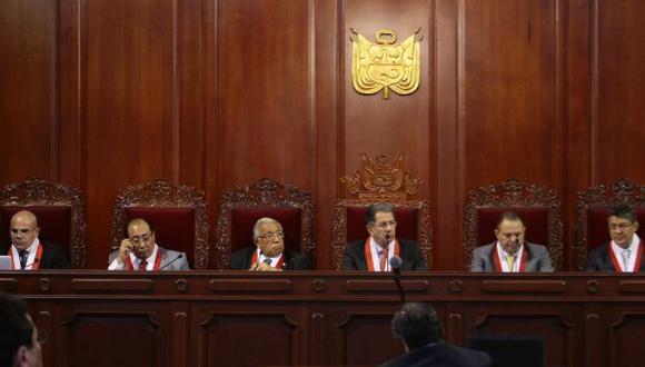 Tribunal Constitucional tiene en sus manos un tema bastante delicado. (David Vexelman/Peru21)