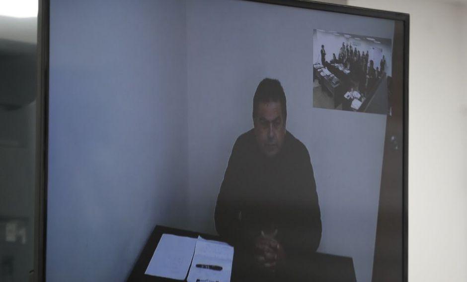 Martín Belaunde Lossio fue asesor de Ollanta Humala y ahora se encuentra detenido. (Foto: Renzo Salazar / GEC)